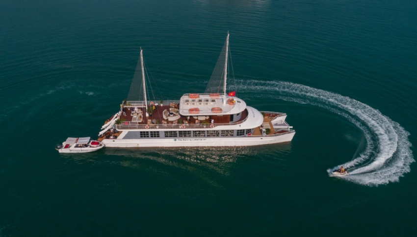 The Halong Catamaran Premium Cruise